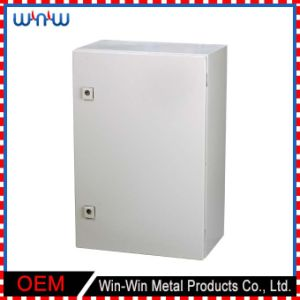 Custom Design Waterproof Stainless Steel Shell Junction Electrical Metal Boxes pictures & photos