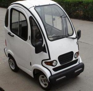 Electric Mini Car 4 Wheelers Rickshaw Electric Tricycles 850watt (SLC850W-2) pictures & photos
