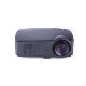 1080P 3D Home Theater LED Projector pictures & photos