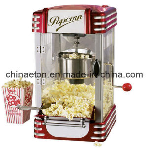 Home Use Ce Verified Mini Popcorn Machine (ET-PM-3600) pictures & photos