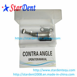 Dental Suppiler 1: 1 Push Button Contra Angle Handpiece pictures & photos