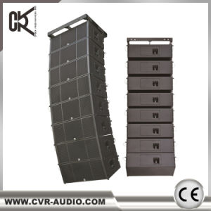 Dual 12 Inch 3 Way Line Array Speaker System pictures & photos