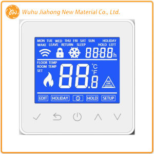 WiFi Room Thermostatcolor Touch Screen Room Thermostat pictures & photos