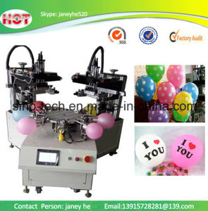 Automatic Balloon Screen Printer pictures & photos
