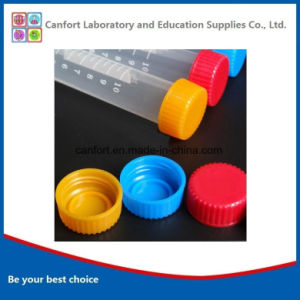 Medical Supplies 10ml Round Bottom Centrifuge Tube with Graduation and Screw Cap pictures & photos