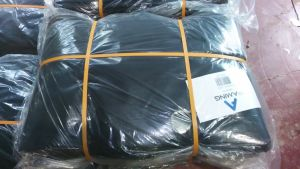 High Strength Waterproof Black PE Tarpaulin for Covering pictures & photos