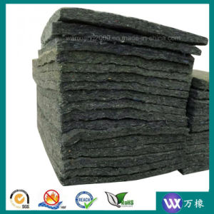 Cotton Air Conditioning Compressor Heat Resistant Sound Absorbing Material pictures & photos