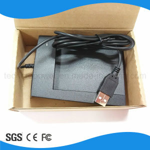 USB Card Reader with RFID and MIFARE Optional ID Card Reader pictures & photos