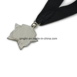 Custom Star Shape Zinc Alloy Metal Medals pictures & photos