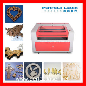 Wood CO2 Laser Cutting Machine Pedk-9060 pictures & photos