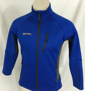 Menards Hardware Blue Full Zip Winter Jacket Unisex (A643) pictures & photos