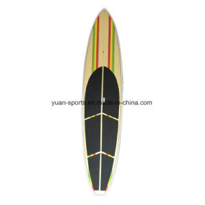 New Sup Board Stand up Paddle Boards Touring Fiberglass Rainbow Paddling Boards pictures & photos