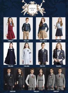 New Style School Uniform for Graduation pictures & photos
