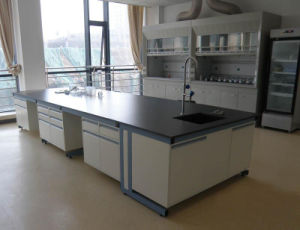 C-Frame All Steel Lab Bench with Ce Certificate pictures & photos