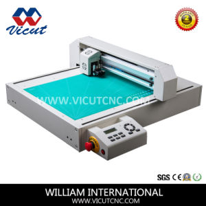 Flatbed Vinyl Cutting Plotter with USB for Package Box (VCT-MFC4060) pictures & photos