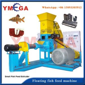 Fishery Industry Lobster Shrimp Prawn Tilapia Feed Machine From China pictures & photos