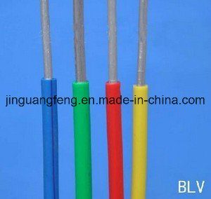450/750 V Aluminum Conductor Single Core PVC Insulated House Wire pictures & photos