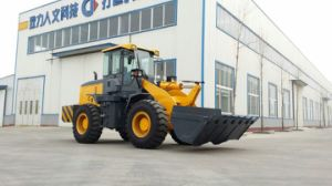 New Front Articulated 3ton Wheel Loader with Deutz Engine pictures & photos
