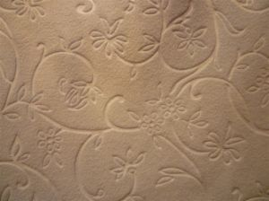 100% Polyester Embossed/Embossing Fabric for Women Clothing pictures & photos