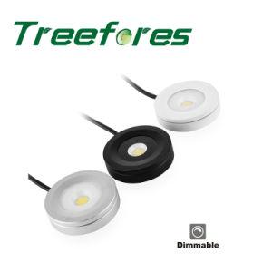 3W 12V 24V COB LED Spot Light Mini LED Cabinet Mounted Lamp pictures & photos
