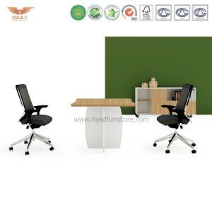 Modern Office Furniture Meeting Room Wooden Conference Table (H90-0366)