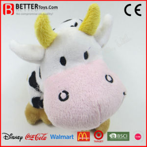 Cute Stuffed Farm Animal Cow Plush Toy pictures & photos