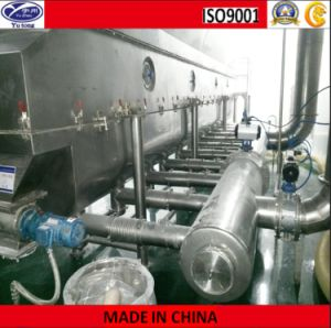 Fluidizing Bed Suitable for Drying Pellet and Granule Material pictures & photos