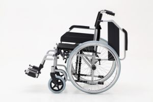 Steel Manual, Foldable and Comfortable, Wheelchair, (YJ-021D) pictures & photos