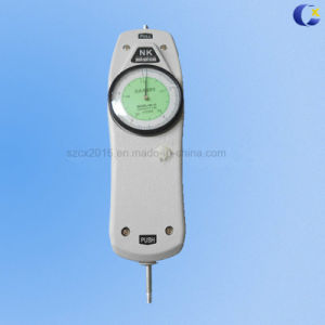 Handheld Dynamometer Analog Push Pull Force Gauge pictures & photos