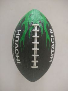 9# Rubber Sports Amenica Football pictures & photos