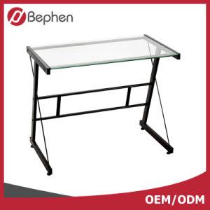 Glass Computer Desk Modern Design Office Computer Desk 2002 pictures & photos