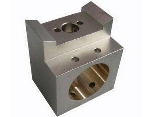 CNC Machined Parts for Telescope Base with Anodizing