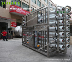Reverse Osmosis Water Filter System / RO Water Purification Plant pictures & photos