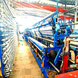PE Fishing Net Making Machine pictures & photos