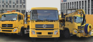 High Pressure Euro 5 with Commins Engine Cleaning Vehicle pictures & photos