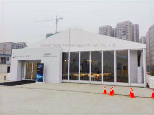 18m Width Party Event Tent with Glass Wall System pictures & photos