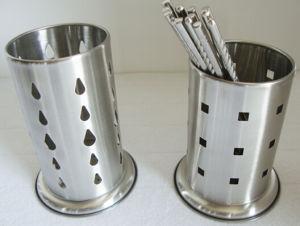 Stainless Steel Chopsticks Holder/Utensil Holder pictures & photos