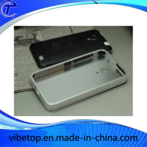 Top Quality Hard Metal Mobile Phone Parts by CNC Machining pictures & photos