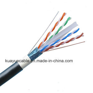 Jelly Filled FTP CAT6 LAN Cable Network/Computer Cable/ Data Cable/ Communication Cable/Audio Cable pictures & photos