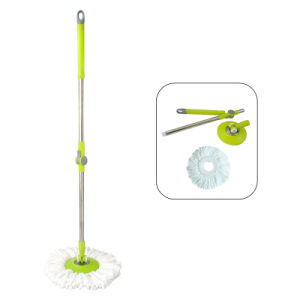 Joyclean Latest Lever Lock Improved Spin Mop Pole pictures & photos