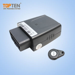 OBD Vehicle GPS GSM Location Tracker with Engine Status RFID (TK208-ER) pictures & photos