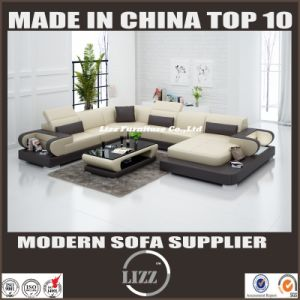 Home Furniture New Design Living Room Sectional Sofa Lz3314 pictures & photos