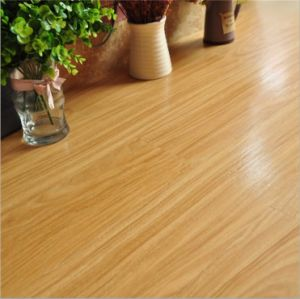 Certified Best Selling Easy Click Indoor Pure Vinyl Plank Flooring pictures & photos