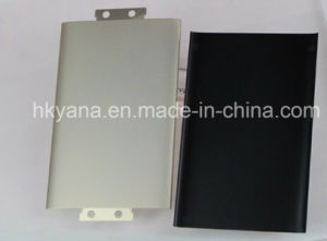 Silver Anodizing CNC Machined Aluminum Enclosure pictures & photos