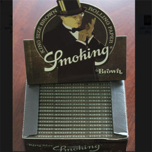 Cigarette Rolling Paper Smoking Wrapping Paper 110 mm *44 mm pictures & photos
