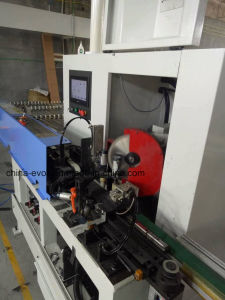 Automatic Intelligence Woodworking Dual Saw Cutting Machine with Ce (Tc-828A5) pictures & photos