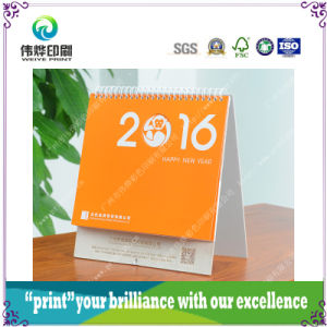 Coated Paper Offset Printing Table Calendar pictures & photos