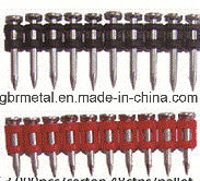 Concrete Nail Pin Collated by Gas Plastic pictures & photos