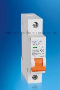 Sontune Sts-63 2p3p4p Miniature Circuit Breaker pictures & photos