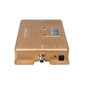 Dual Band 900/1800MHz Mobile Signal Booster for 2g 4G pictures & photos